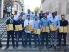 تخريج كوكبة جديدة من اطباء مدينة عرابة من جامعة ياش رومانيا