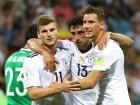 كأس القارات 2017: ألمانيا تسحق المكسيك وتصعد إلى النهائي
