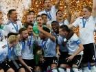 كأس القارات 2017 : ألمانيا تتوج باللقب بعد فوزها على تشيلي