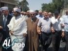 مسيرة احتجاجية الى باب الاسباط بمشاركة نواب عرب رفضًا للممارسات الاسرائيلية