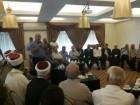 وفد المتابعة والمرجعيات المقدسية يؤكدون على وقوف الشعب الواحد دفاعا عن القدس