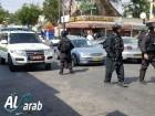 دخول قوّات كبيرة من الشرطة إلى حي الطور ومنع السكان من الاقتراب والتوجه لمنازلهم