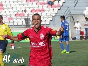 المهاجم مراد أبو عنزة على وشك الانضمام الى الاخاء الناصرة