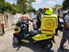 ريشون لتسيون: إصابة عامل بجراح خطيرة جرّاء سقوطه عن ارتفاع