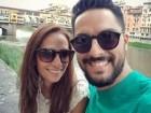 صورة لحسن الشافعي مع زوجته تقلب مواقع التواصل