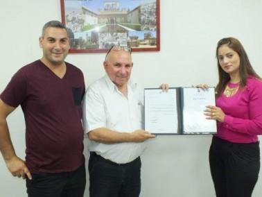 كلية غرناطة تحتفل بتسلم خريجي جامعة القدس المفتوحة شهادات مزاولة الخدمة الاجتماعية