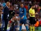 رفض الاستئناف الذي قدّمه ريال مدريد بشأن عقوبة رونالدو وزيدان مهدد بالابعاد!