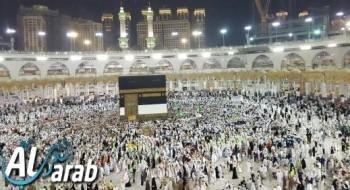 صور خاصة للعرب: توافد الحجاج إلى مكة وتوقعات بوصول عددهم لأكثر من 2 مليون حاج