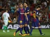 برشلونة يبدأ مشواره في الدوري الإسباني بالفوز على بيتيس