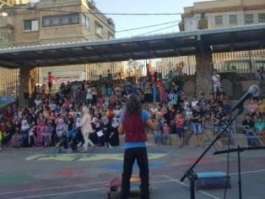 مشروع تحديات انطلق في بستان المرج باحتفالات رائعة ودورات هامة ومميزة