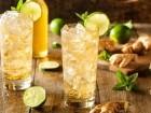 طريقة تحضير مشروب الزنجبيل المنعش