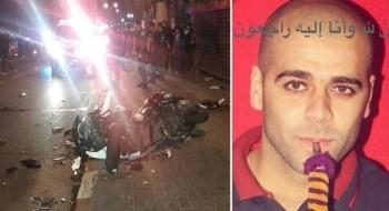 يافا- تل ابيب: مصرع الشاب محمود مسلم (26 عاماً) بحادث بين دراجة نارية وسيارة