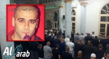 يافا تل أبيب: جماهر غفيرة تشيّع جثمان الشاب محمود مسلم ضحية حادث الطرق