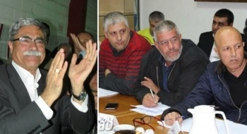 قيادة الجبهة القطرية وجبهة الناصرة تجتمع في رام الله لانتخاب مرشح رئاسة بلدية الناصرة