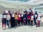 شاملة كفرقاسم تشارك في حفل إختتام مشروع أكسيس