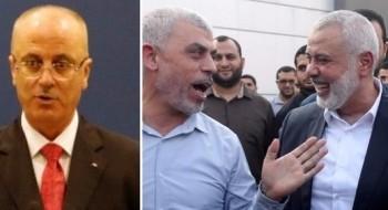 الاثنين المقبل: الحمدالله يتوجّه إلى غزة ويلتقي قادات حماس وحكومة الوفاق تبدأ مهامها رسميًا