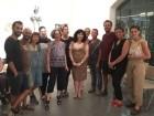 القدس: اختيار الإعلامية إيمان القاسم شخصية رئيسية في مشروع إذابة الحواجز