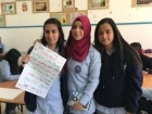 يوم الدستور في مدرسة احمد عبد الله يحيى الثانويّة كفرقرع