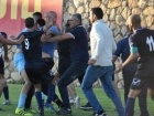 اعتقال مشتبه من الرينة بالاعتداء على لاعب من كفرقرع خلال المباراة في اكسال