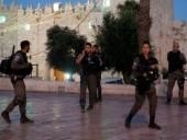 شمال القدس: ضبط دراجة مسروقة والقبض على مشتبهين حاولا الفرار من المكان