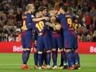 برشلونة يواصل صدارة الدوري الاسباني بفوز على مالاجا بهدفين