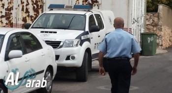 اعتقال مشتبهين من عيلبون وطوبا الزنغرية وكابول والهيب بإطلاق النار في مناسبات مختلفة