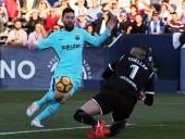 برشلونة يعزز صدارته في الدوري الاسباني بفوز ثمين على ليجانيس