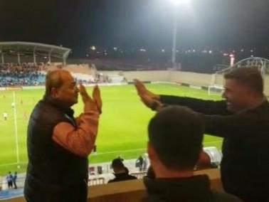 محاولة اعتداء على النائب الطيبي من قبل مشجعي فريق عكا: لا تأتي لعكا لانها بيتنا
