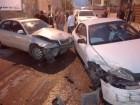 كفرقرع: مطاردة شرطية وسط البلدة تنتهي بحادث طرق وإصابات بينهم طفلان