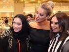 صور.. مايا دياب بالأسود الكلاسيكي في دبي