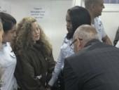 السعدي: المحكمة ترفض اطلاق سراح عهد التميمي بكفالة واعتقالها حتى انتهاء الإجراءات القضائية