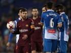 إسبانيول يصنع المفاجأة ويهزم برشلونة في كأس الملك
