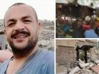 ضحية حادث الإنفجار في القدس محمد ابو التين من قرية الولجة قضاء بيت لحم