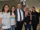 الناصرة: مدرسة خالد سليمان تحتفل بيوم الأعمال الطيبة