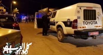 الشرطة: إطلاق نار في قرية دبورية واصابة شابين بجراح متفاوتة