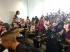 طلاب الشاملة كفرقاسم يشاركون في مسابقة قطرية