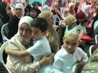 مدرسة الرؤى منشية زبدة تحتفل بيوم العائلة