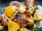 الدجاج بالزعتر.. طبق سهل التحضير