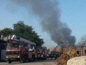 اصابة 6 اشخاص جراء حريق في شقة سكنية في المركز