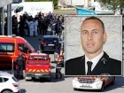 فرنسا تعلن وفاة الشرطي الذي بادل نفسه برهينة خلال هجوم الأمس