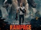 Rampage يتربع على عرش ايرادات السينما