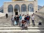الهدى في زيارة إلى رحاب المسجد الاقصى