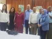 مدير قسم التعليم العربي بالمعارف في زيارة لجسر الزرقاء