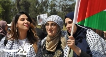 الجماهير العربية تتوافد للمشاركة في مسيرة العودة إلى عتليت: يوم استقلالهم هو يوم نكبتنا