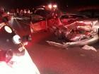 حادث طرق مروّع على شارع الشاطئ بين حيفا وعتليت واصابة 7 اشخاص بجراح