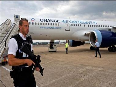 سجن مؤبد على 3 مشتبهين بتفجير طائرات متجه من لندن الى امريكا الشمالية