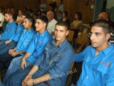 الناصرة: شركة الكهرباء تحتفل بافتتاح دورة تأهيل لتجنيد عاملين من الوسط العربي