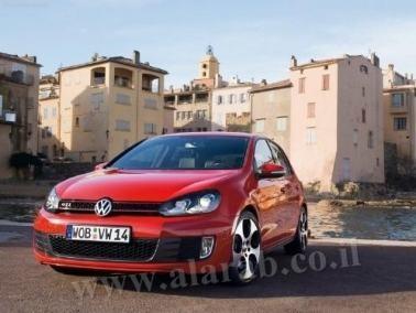 صور فولكس واجن جولف Volkswagen-Golf-GTI-2010
