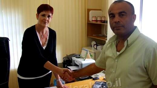 رافع حجاجرة رئيساً للجنة المعينة للمجلس المحلي في كفرمندا