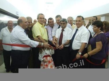 افتتاح جناح جديد على اسم المرحوم سامي جرايسي في مكتبة ابو سلمى